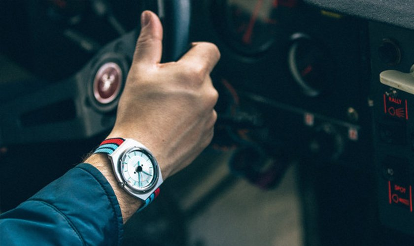 Photo 1 of 1 in Autodromo Group B Evoluzione Watch