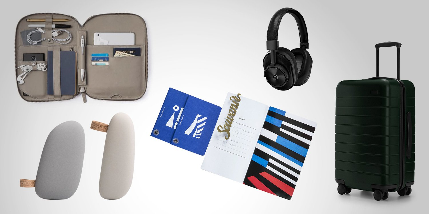 Photo 1 of 1 in Get Equipped For Your Upcoming Holiday Travels With These Products