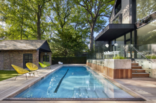 From Front to Back, This Toronto Home Literally Merges Heritage and Modernism