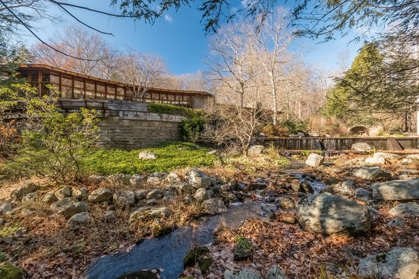 Frank Lloyd Wright's Last Major Residential Masterpiece Could Be Yours for $7.2 Million