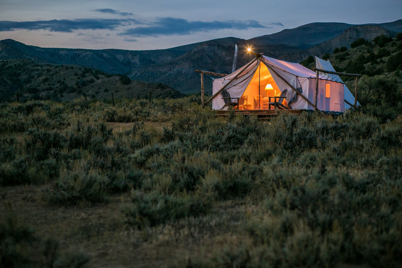 Get The Modern Camping Experience You Crave At One Of