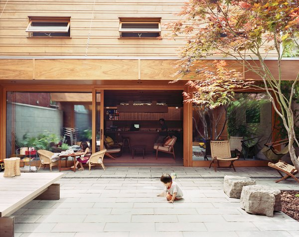 These Courtyards Bring Indoor/Outdoor Living to 10 Modern Homes