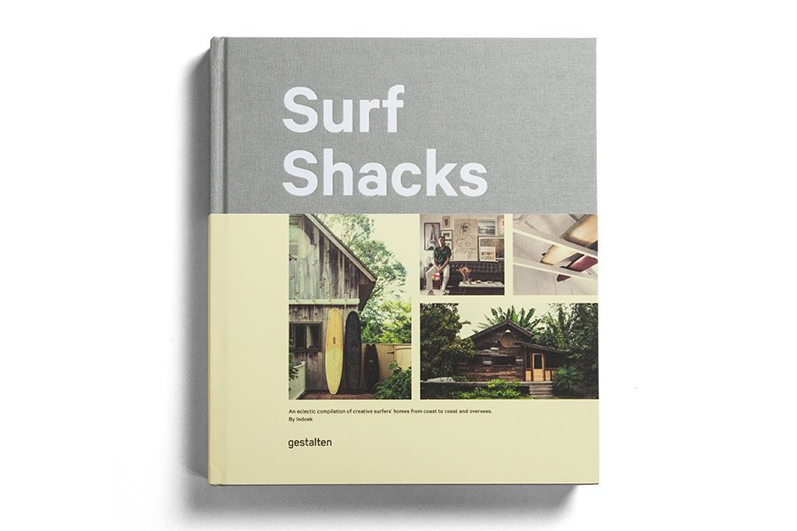 Photo 1 of 1 in Surf Shacks: An Eclectic Compilation of Surfers' Homes from Coast to Coast