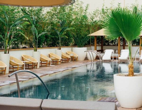 Waikiki s midcentury revival continues to flourish with a - Hotels with saltwater swimming pools ...