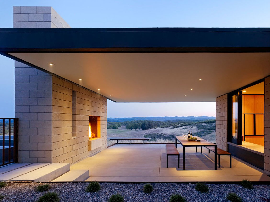 Off the grid from Paso Robles Residence