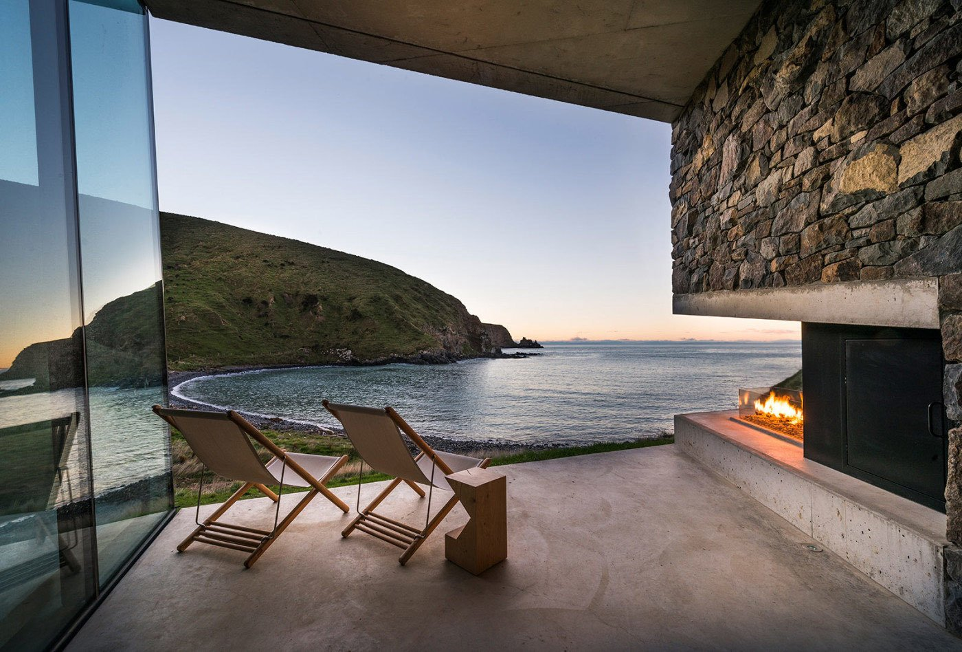 The Seascape Retreat is an Exemplary Romantic Getaway