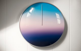 A Clock That Alters Your Perception Of Time
