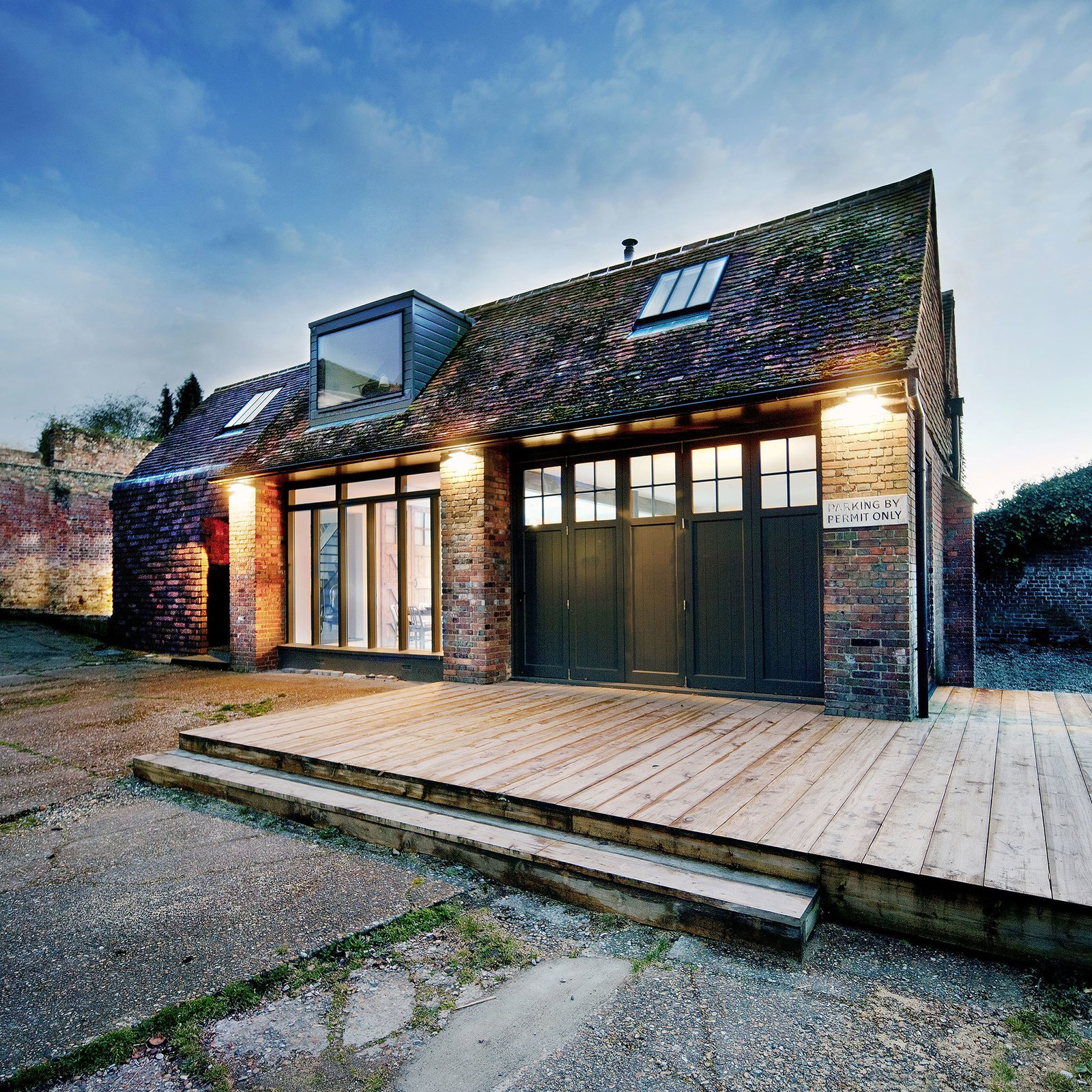 10 Dwell-Approved, New-Old Homes in the UK