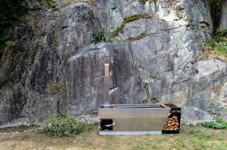 SOAK Outdoor Hot Tub by Ox and Monkey - Photo 2 of 5 -