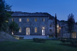 A Nocturnal Marvel in Montalcino