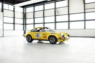 Restoring an Icon: The 1972 Le Mans Winning 911 Porsche - Photo 1 of 4 -