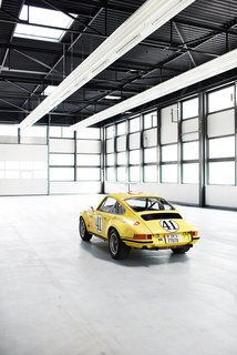 Restoring an Icon: The 1972 Le Mans Winning 911 Porsche - Photo 2 of 4 -