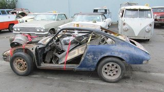 Restoring an Icon: The 1972 Le Mans Winning 911 Porsche - Photo 3 of 4 -