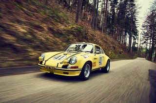 Restoring an Icon: The 1972 Le Mans Winning 911 Porsche - Photo 4 of 4 -