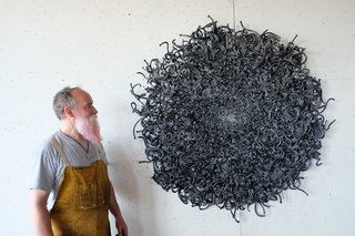 Ordinary Nails Transformed Into Extraordinary Artworks By John Bisbee