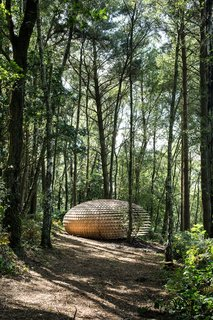 "An Organic Cedar Wood Pavilion Filled With Meaning - Photo 4 of 4 - Add a caption</p></figcaption><figcaption data-placeholder=""true""><br></figcaption></figure><figure data-photo-id=""6181795913634738176"" data-layout=""wide""><img style=""opacity: 1; min-height: 0px;"" src=""https://s3-us-west-2.amazonaws.com/dwell-ugc/photos/6110512577102479360/6181795913634738176/original.jpg""><figcaption data-placeholder=""true""><p>Add a caption"
