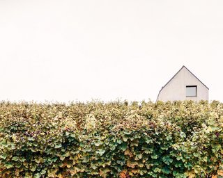A Former Wine Press House Becomes a Modern Vineyard Home - Photo 1 of 14 -