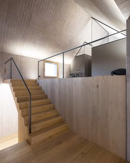 A Former Wine Press House Becomes a Modern Vineyard Home - Photo 8 of 14 -
