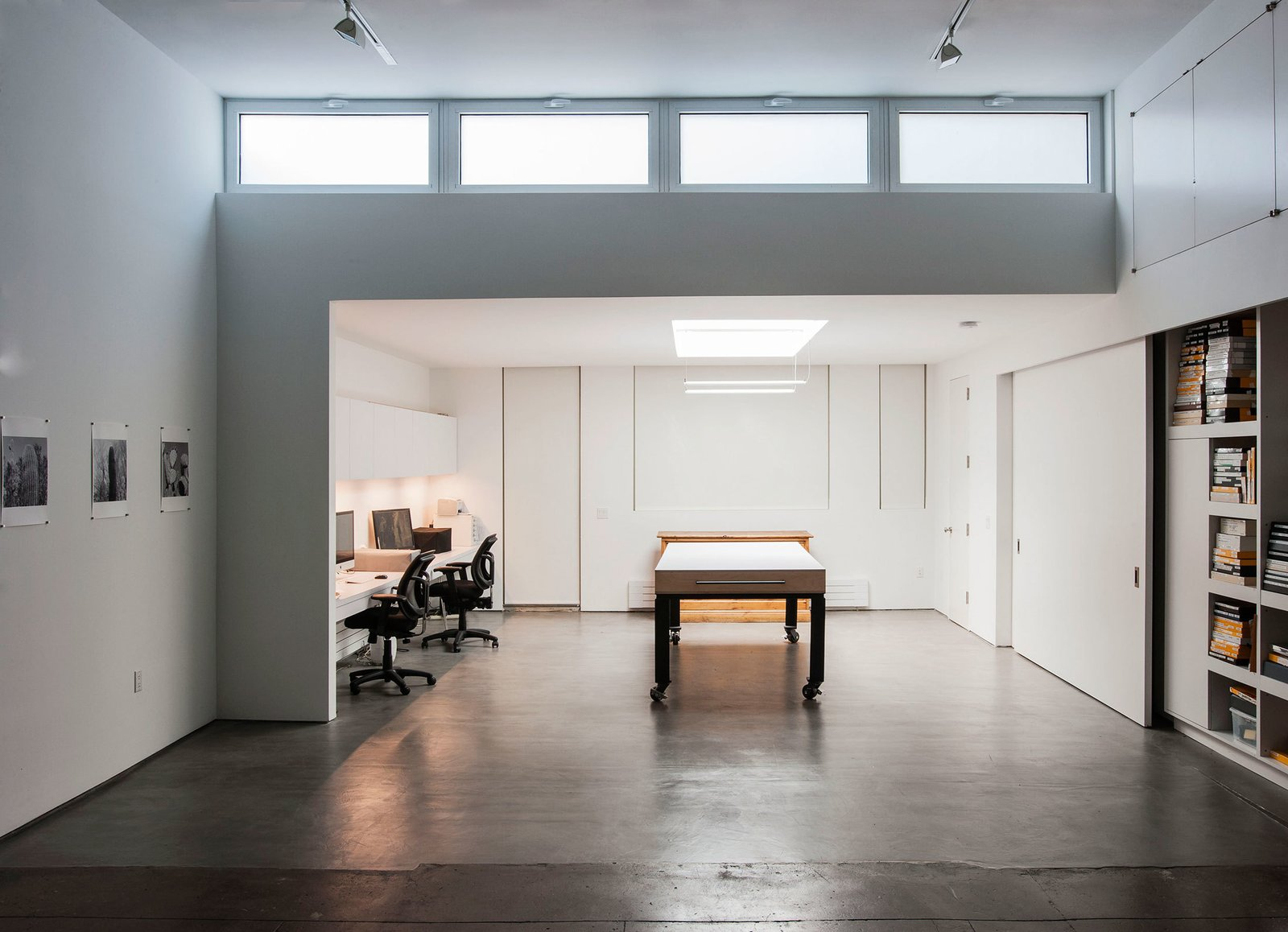 Photo 3 of 9 in A 19th Century Firehouse Becomes a Three-Story Modern Home