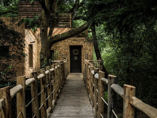 Photo Essay: Enchanting Tree Houses
