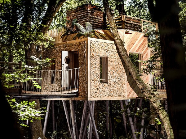The Woodman's Treehouse - Photo 2 of 5 -
