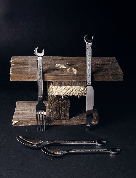Diesel by Seletti DIY - Cutlery Set