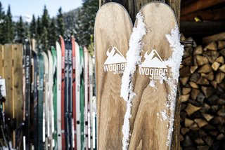 Wagner Custom - The Science And Art Of Building The Perfect Bespoke Skis - Photo 1 of 5 -