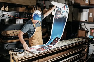Wagner Custom - The Science And Art Of Building The Perfect Bespoke Skis - Photo 4 of 5 -