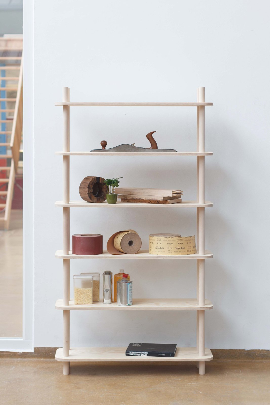 Photo 4 of 5 in TS1 Modular Shelving System