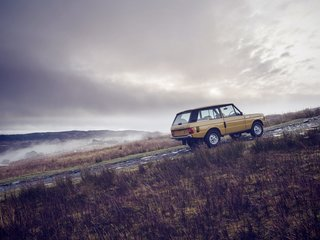 1978 Range Rover Classic Comes To The Reborn Series - Photo 1 of 6 -
