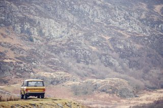 1978 Range Rover Classic Comes To The Reborn Series - Photo 2 of 6 -