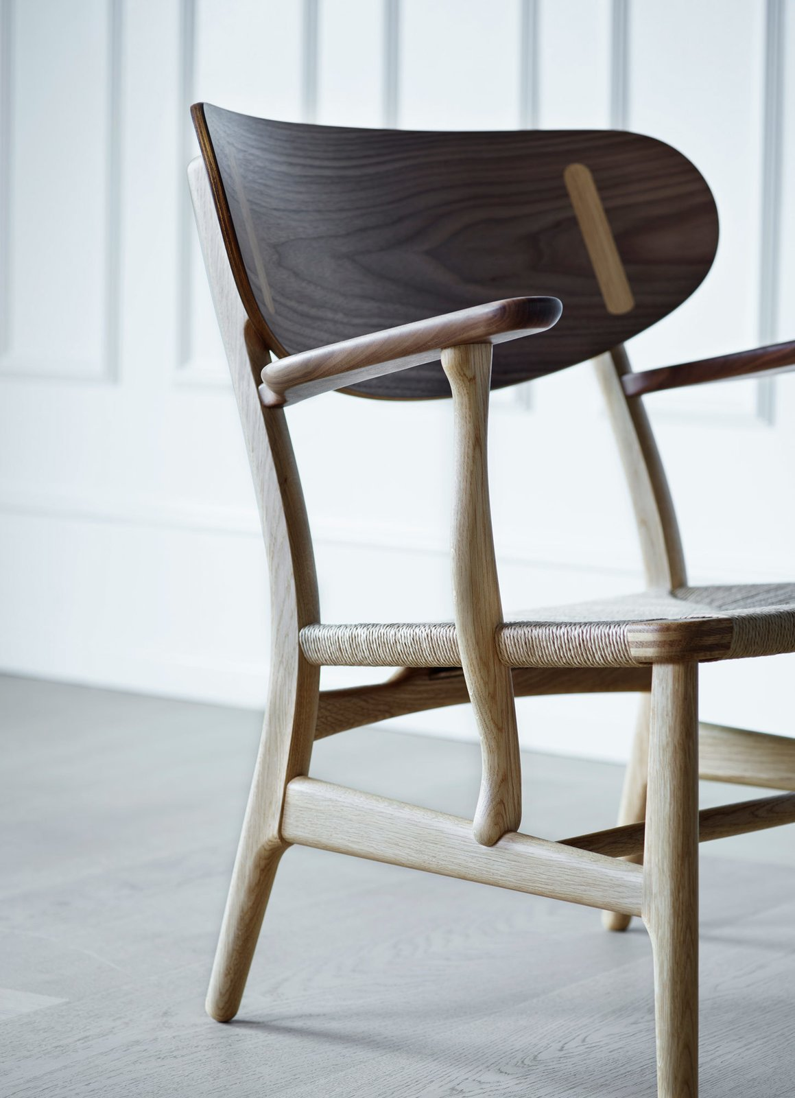 Photo 3 of 7 in CH23 And CH22 Chairs By Hans J. Wegner