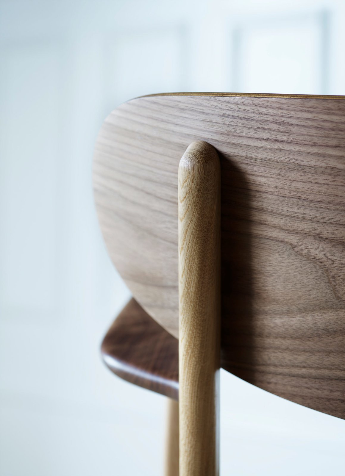 Photo 4 of 7 in CH23 And CH22 Chairs By Hans J. Wegner