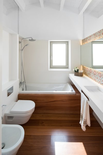 A comfortable bathroom is a key source of tranquility in your home. Whether sleek and minimal or bursting with colorful tiles, a curated modern bathroom ...