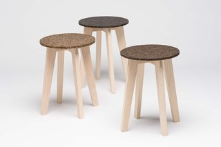 Zostera Stool By Carolin Pertsch - Photo 2 of 5 -