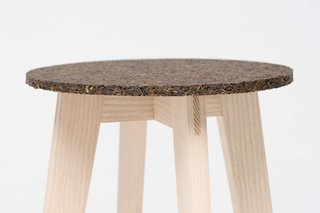 Zostera Stool By Carolin Pertsch - Photo 5 of 5 -