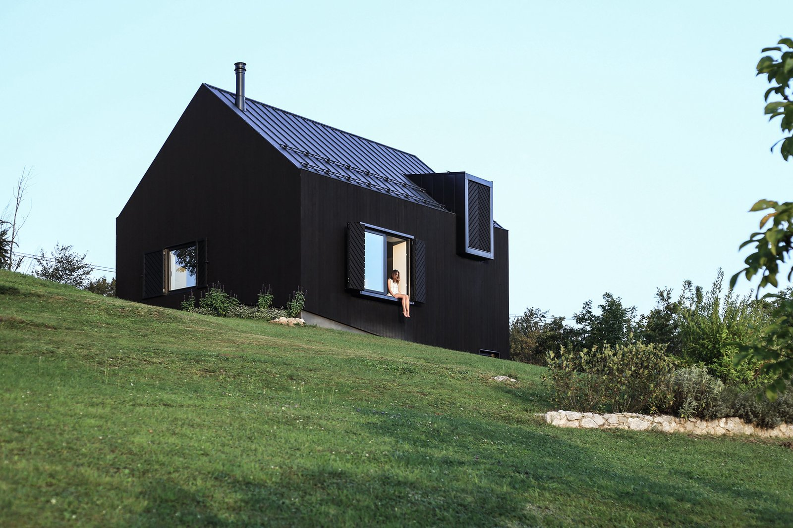 Exterior, House Building Type, and Wood Siding Material  Photos from Gorski Kotar House