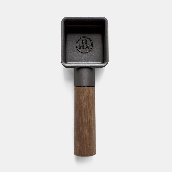 Sqoop, Cast Iron Coffee Scoop