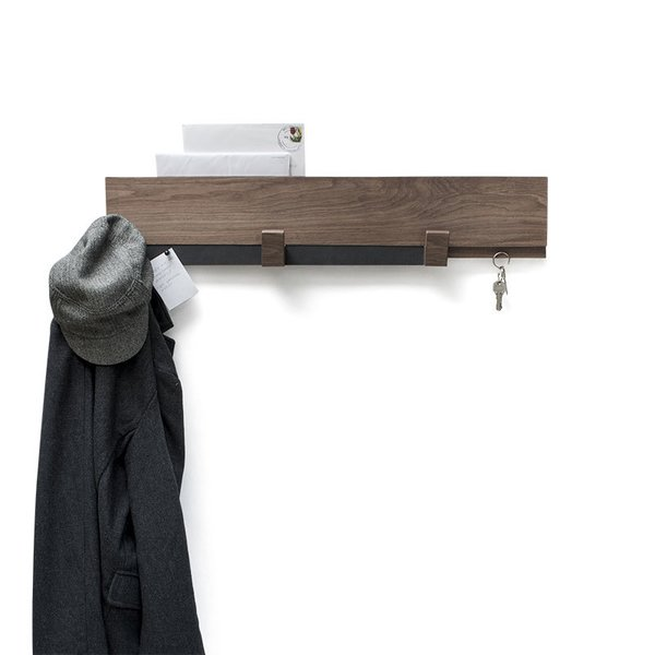 Entryway Wall Rack
