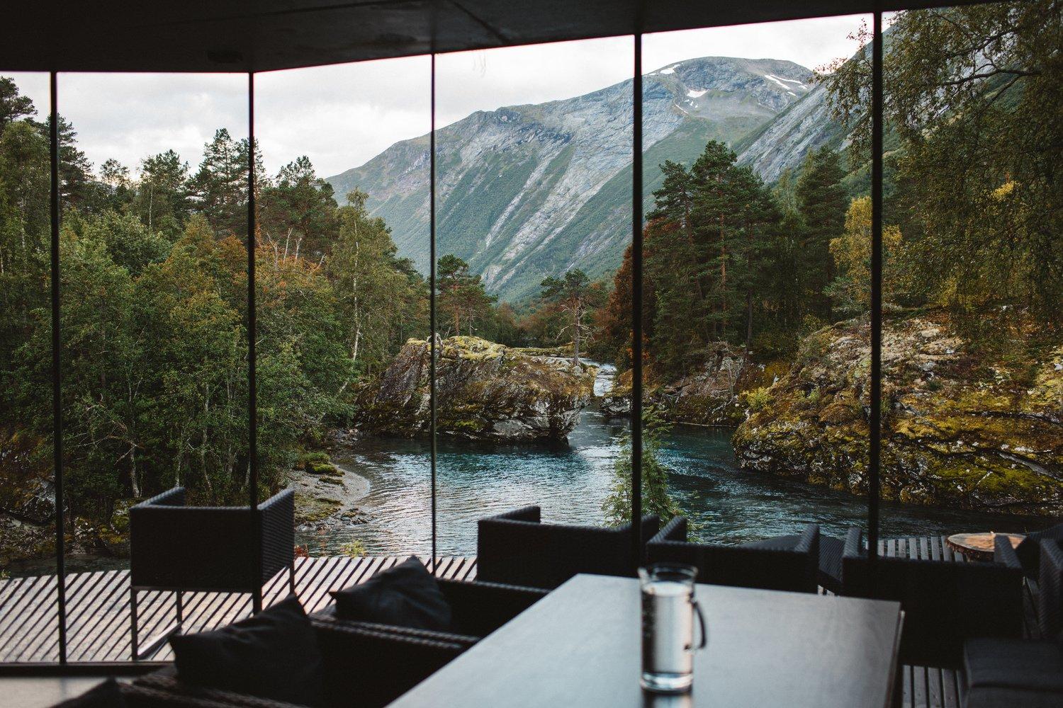 Views from Juvet (Ex-Machina) Landscape Hotel
