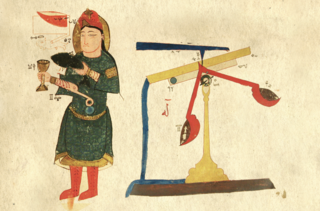 Image from The Book of Knowledge of Ingenious Mechanical Devices by 12th-century scholar Badīʿ az-Zaman Abū l-ʿIzz Ismāʿīl ibn ar-Razāz al-Jazarī.