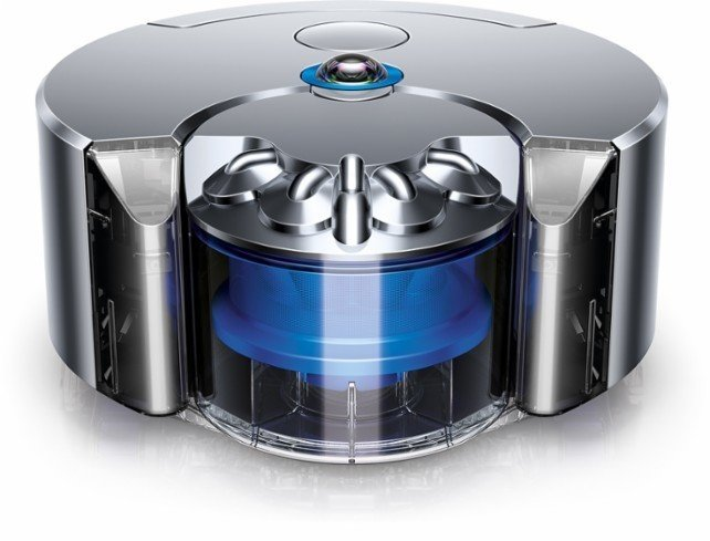 Photo 2 of 4 in Products We Love: The Dyson 360 Eye