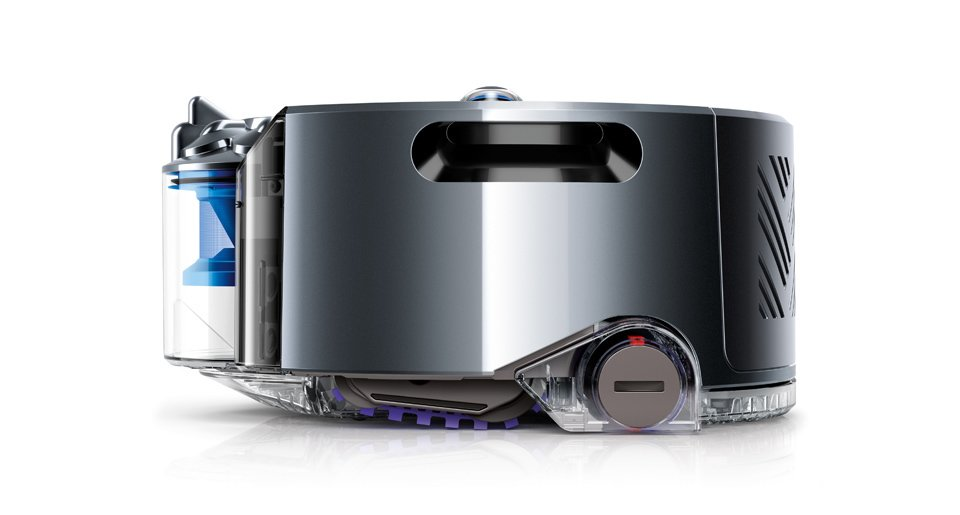 Photo 1 of 4 in Products We Love: The Dyson 360 Eye