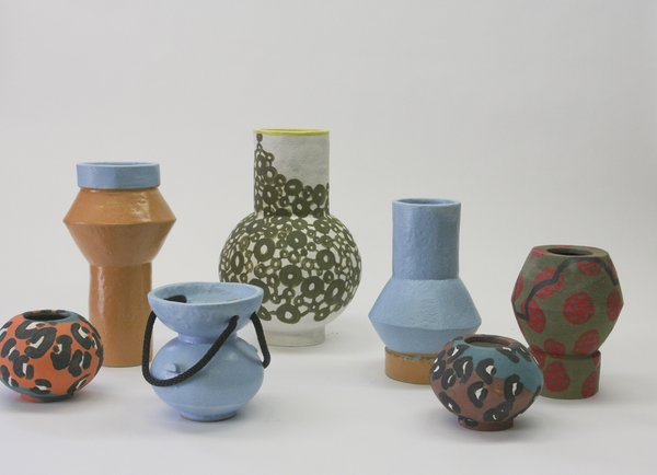 Ceramicist Bari Ziperstein Teams With Rachel Comey for  a Sartorial New Collection