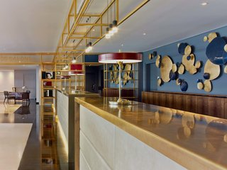 The Largest Hotel in Paris Gets a Midcentury Modern Update - Photo 2 of 5 -
