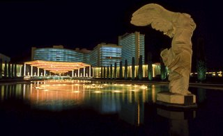 The Architecture of Excess: Caesars Palace at 50