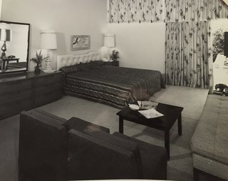 The original Jungle bedroom that inspired it.