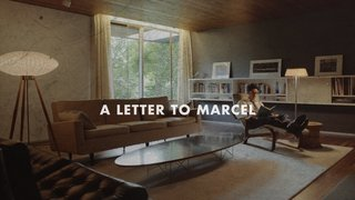 A still from <i>A Letter to Marcel</i> by Hufft Projects