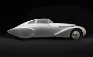 Examining the Architecture of the Art Deco Automobile