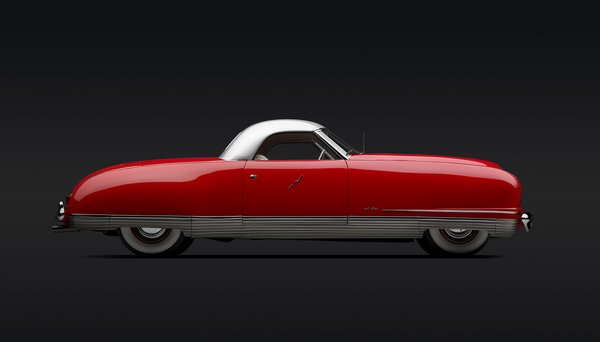 1941 Chrysler Thunderbolt, Courtesy of the RPW Collection, Denver, Coloro  Photo 2 of 15 in Examining the Architecture of the Art Deco Automobile